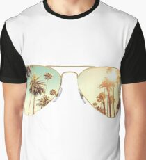 LA glasses  Graphic T-Shirt