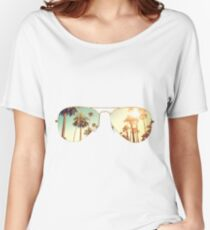 LA glasses  Women's Relaxed Fit T-Shirt
