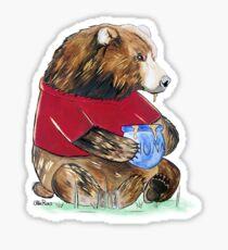 Winnie Sticker