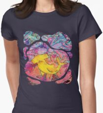 Claustrophobia Women's Fitted T-Shirt