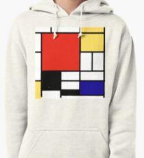 Mondrian  Pullover Hoodie