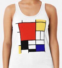 Mondrian  Women's Tank Top