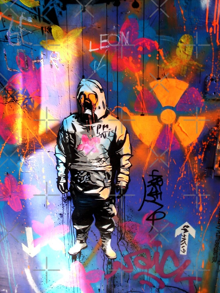 Apocalypse in Bright Colours by SHappe