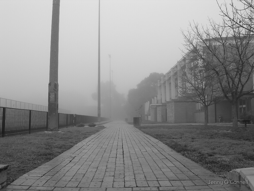 Empty morning by Jennifer O'Connell