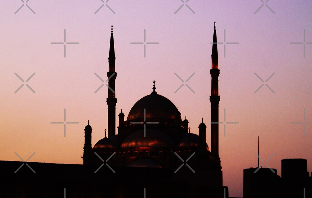Mosque by SHappe