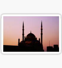 Mosque Sticker