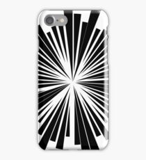 Abstract Motif iPhone Case/Skin