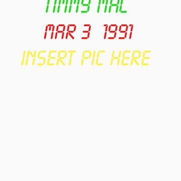 Timmy by TimmyMac