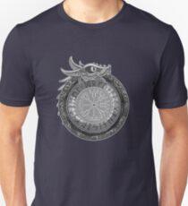 Jörmungandr Encircling Compass #2 T-Shirt