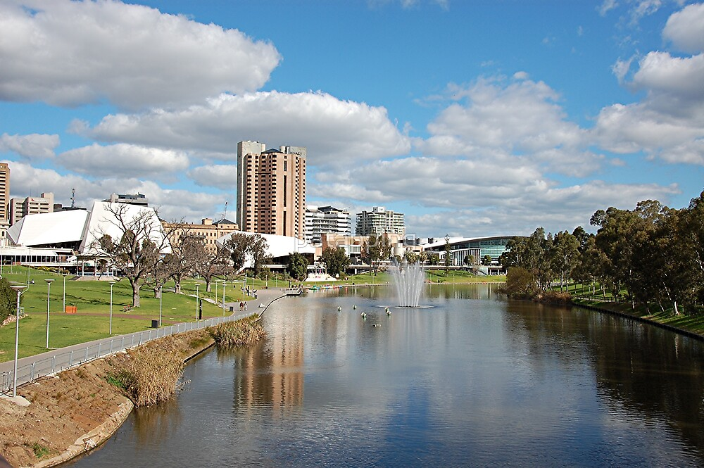 Elder Park Adelaide, Sth Aust by patapping