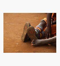 Ugandan Children Photographic Print