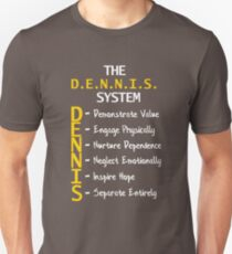 The D.E.N.N.I.S. System (Variant) T-Shirt