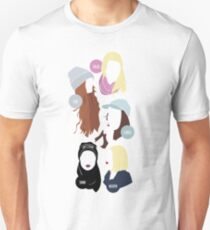 SKAM - The Girl Squad Version II. Unisex T-Shirt