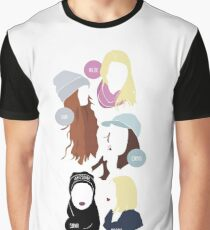 SKAM - The Girl Squad Version II. Graphic T-Shirt