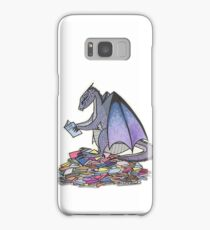 Book Dragon Samsung Galaxy Case/Skin