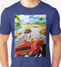 OUT RUN - CLASSIC FLYER Unisex T-Shirt