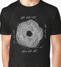 Chinese button knot, tony fernandes Graphic T-Shirt