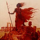 Scathach the Shadowy by Cary McAulay