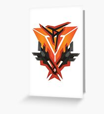 Project Zed Greeting Card