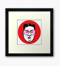 LIL KIM Framed Print