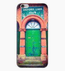 Salford Lads Club iPhone Case