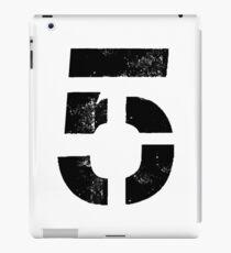 We Are onto 5 iPad Case/Skin