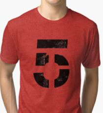 We Are onto 5 Tri-blend T-Shirt