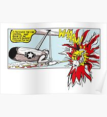 Whaam Poster