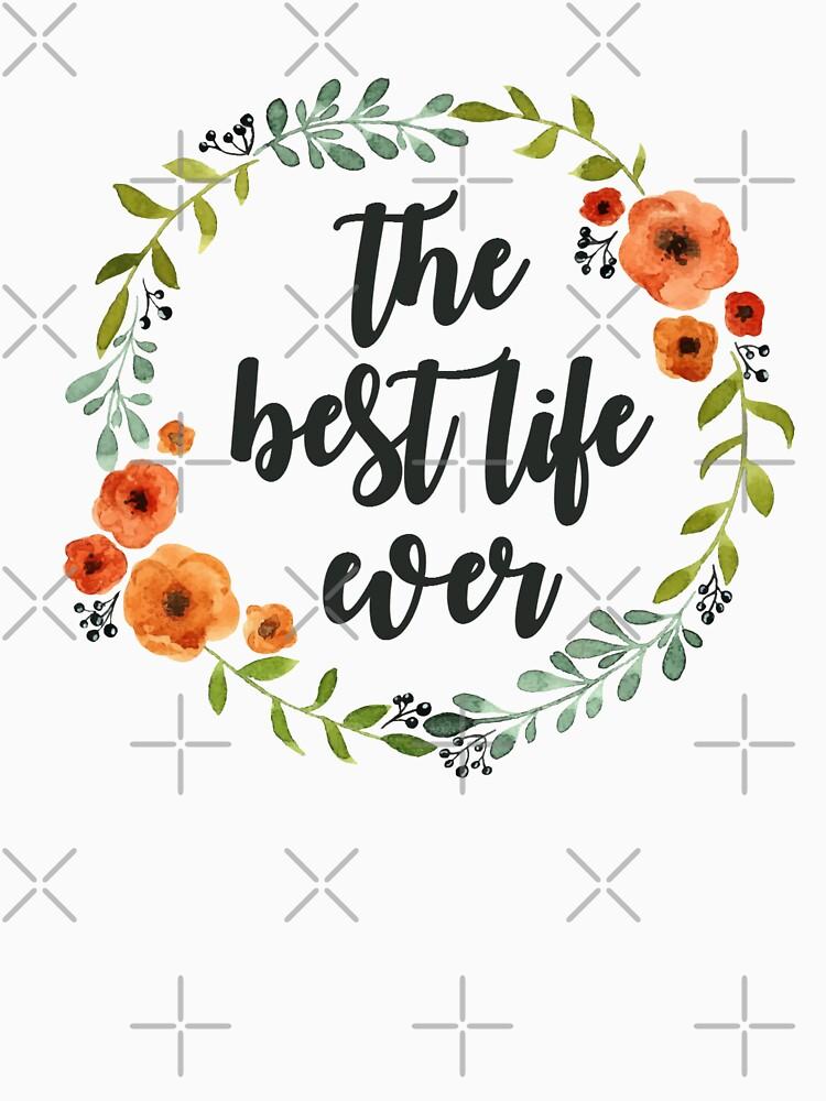 Blumen Krone der besten Live-je von regalos-co