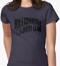 BBC - billionaire boys club Womens Fitted T-Shirt