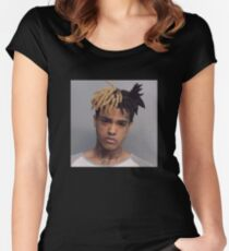 xxxtentacion Women's Fitted Scoop T-Shirt