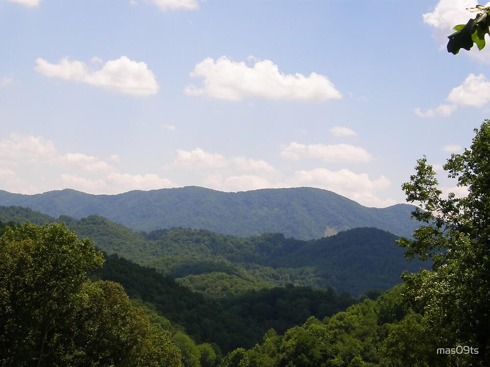 Blue Hills by mas09ts