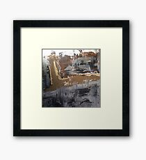 Foundation Framed Print