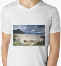 Beautiful Zenith Beach Port Stephens Men's V-Neck T-Shirt