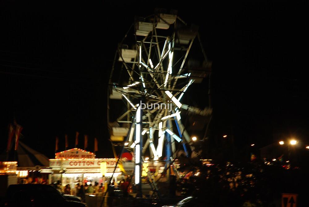 Carnival Lights by bunnij