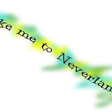 Take me to Neverland by shadowfallx