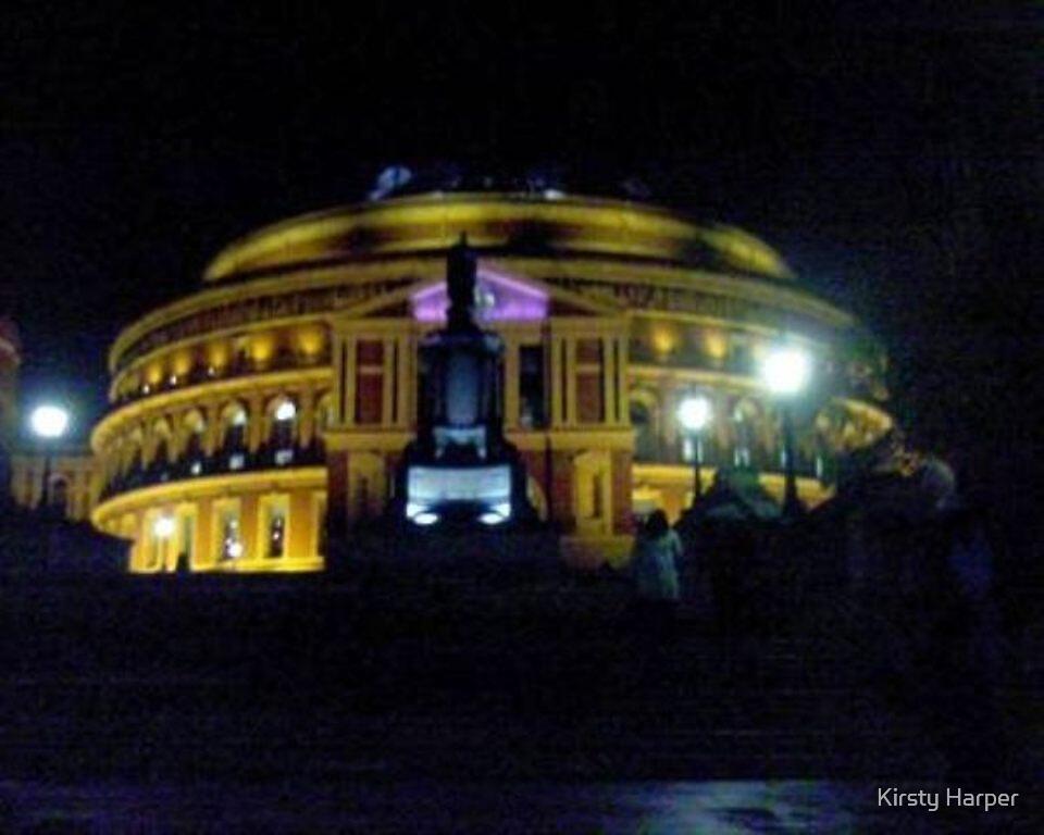Albert Hall by Kirsty Harper