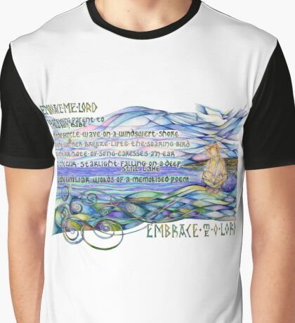 As The Touch Graphic T-Shirt
