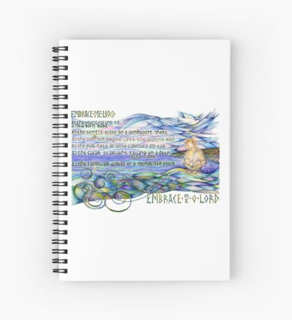 As The Touch Spiral Notebook