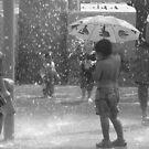 The Love of Rain by kpawelec