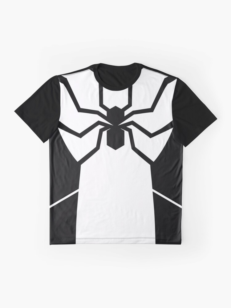 Alternate view of Foundation Spider Graphic T-Shirt