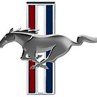 FORD MUSTANG LOGO by cooldigs