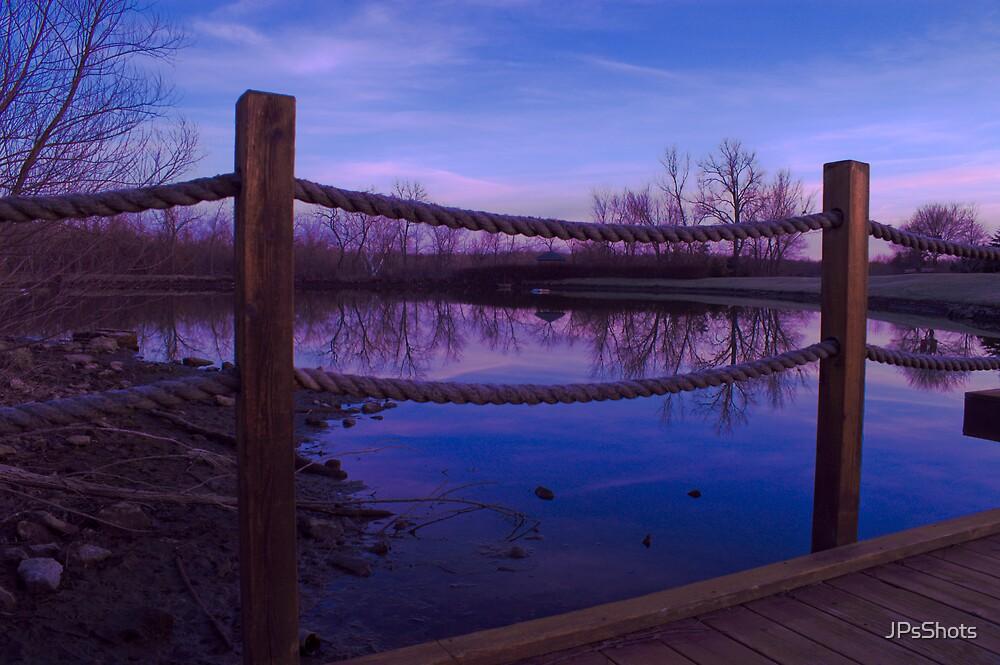 Midnight Dock by JPsShots
