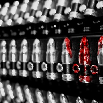 Bloody Bullet by JPsShots