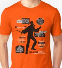 The Princess Bride - Westley quotes T-Shirt