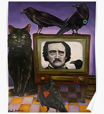 The Poe Show Poster
