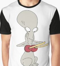 Roger plunger boobs Graphic T-Shirt