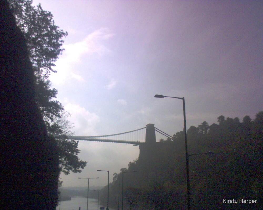 Clifton Suspension Bridge by Kirsty Harper