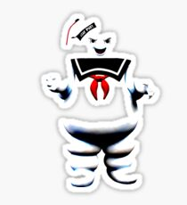Stay Puft - Fade to Pale Sticker