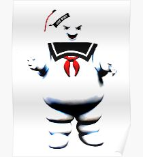 Stay Puft - Fade to Pale Poster